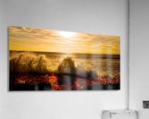 Kilauea Lava Flow  Acrylic Print