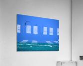 Wind Surf Hawaii  Acrylic Print