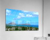 Scenic Hawaii  Acrylic Print