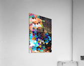 CELL 003  Impression acrylique