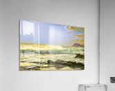 Spring Surge After the Storm  Acrylic Print