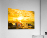 Majestic Sunset  Acrylic Print