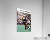 1980 Washington Huskies Football Poster  Acrylic Print