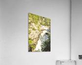 Rocky Mountain Rapids and Waterfalls 6 of 8  Acrylic Print