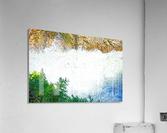 Rocky Mountain Rapids and Waterfalls 1 of 8  Acrylic Print