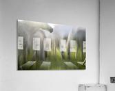 Impression by milan malovrh   Acrylic Print