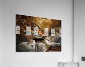 Nimfa  Acrylic Print