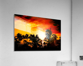 Fire in the Heavens  Acrylic Print