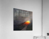 ----combined love---- Ltd Edition of 5- 3 left  Acrylic Print