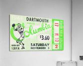 1949 Dartmouth vs. Columbia  Acrylic Print