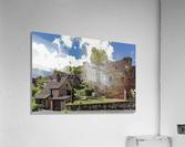 Castelnau Bretenoux  Acrylic Print