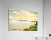 Coastal England  Acrylic Print