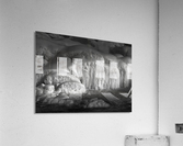 Ice Wall  Acrylic Print