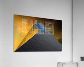 Golden Glow by Gilbert Claes   Acrylic Print