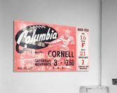1945 Columbia vs. Cornell  Acrylic Print