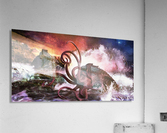 Kraken Bay  Acrylic Print