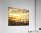 Sunrise in the Carolinas  Acrylic Print