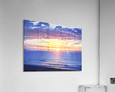 Sunrise over the Atlantic  Acrylic Print