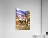 Sunset in Belgium  Acrylic Print