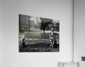 Waiting For The Taxi  Acrylic Print