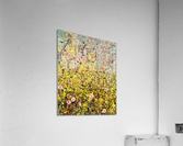 Symphony in Yellow Panel 1  Acrylic Print