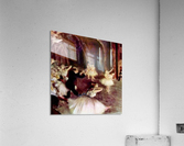 Stage trial by Degas  Acrylic Print