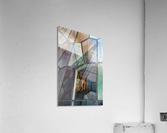 Colour Mosaic  Acrylic Print