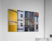 Opposite attraction III by Benjamin Brosdau   Acrylic Print