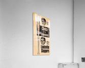 1969 Louisville Slugger Pete Rose Ad  Acrylic Print