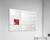 Suprematism is all Around  Acrylic Print