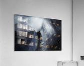 Parallel by Sebastien DEL GROSSO  Acrylic Print