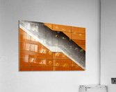 Steel  Acrylic Print