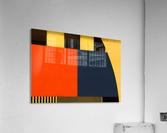 NOS Testscreen  03 by Huib Limberg   Acrylic Print
