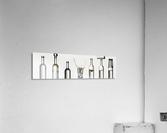 bottles game by Valeriy Kasmasov   Acrylic Print