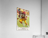 1988 Boston College Football Poster  Acrylic Print
