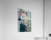 Mystery Dancer  Acrylic Print