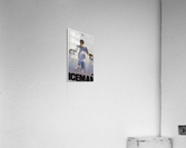 1982 George Gervin Nike Iceman Poster  Acrylic Print