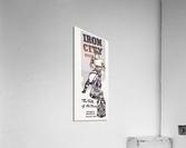1937 Iron City Beer Vintage Football Ad  Acrylic Print