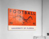 1941 Florida Gators Football  Acrylic Print