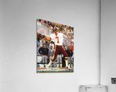 1983 Washington Joe Theismann Poster  Acrylic Print