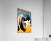 Michelin Poster  Acrylic Print