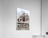 Grand prix de Geneve  Acrylic Print