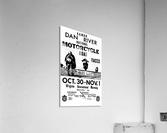 Dan River Race  Acrylic Print