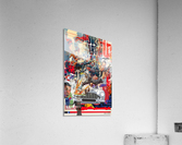 Street art Bond 1   Acrylic Print