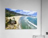 Wild Oregon Coast  Acrylic Print
