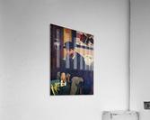 The Amateur by Degas  Acrylic Print