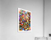 MDP2-V2  Acrylic Print