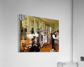 The cotton exchange by Degas  Acrylic Print