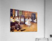 The dance hall by Degas  Acrylic Print