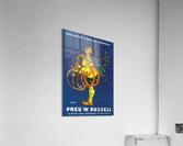 Pneu W.Russell  Acrylic Print